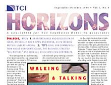 TCI Horizons Newsletter